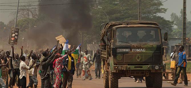 Orta Afrikalı Müslümanlar Çaresiz!