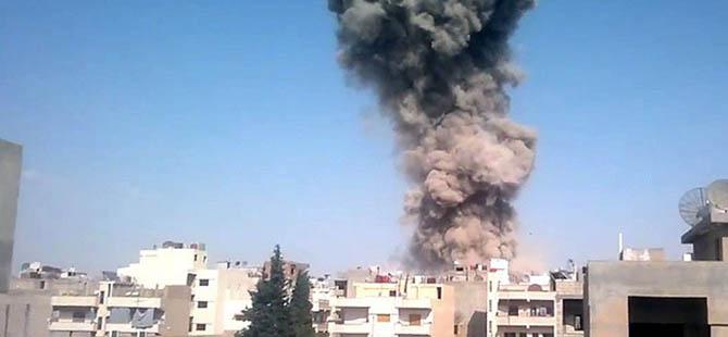 Suriye'de Mayın Faciası: 15 ölü
