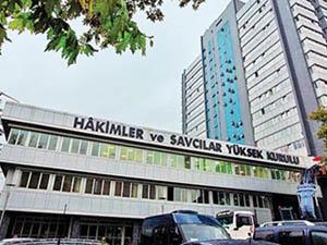 Hukukçulardan HSYK Hakkında Suç Duyurusu