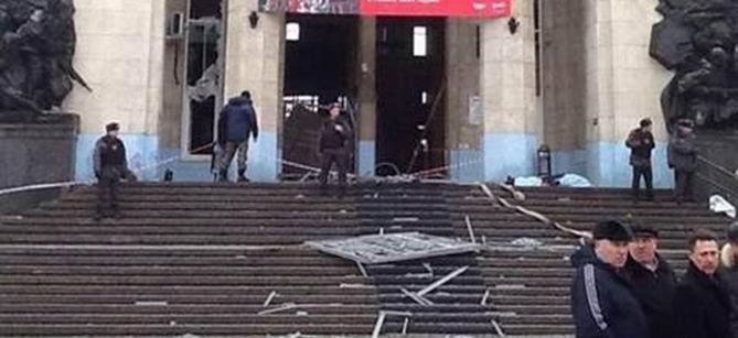 Rusya'da Tren İstasyonunda Patlama: 15 Ölü