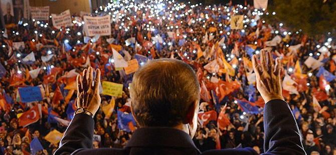 """Erdoğan: """"Babamızın Oğlu Olsa Tanımayız"""""""