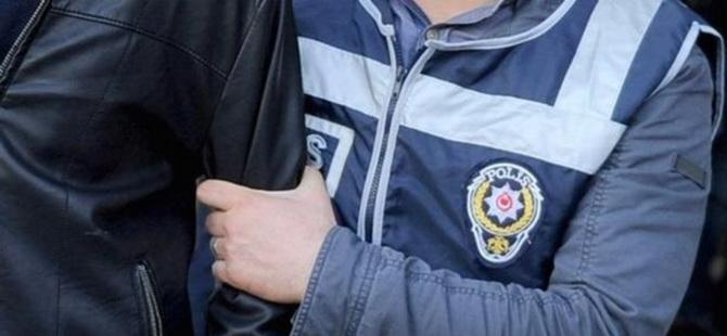 """""""Mirzabeyoğlu'na Özgürlük"""" Pankartına Gözaltı"""