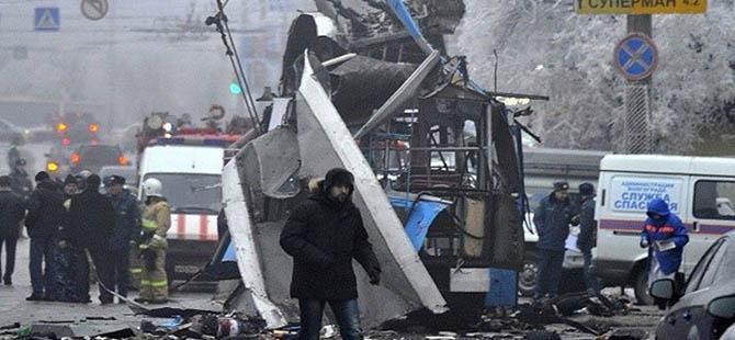 Rusya'da İkinci Patlama