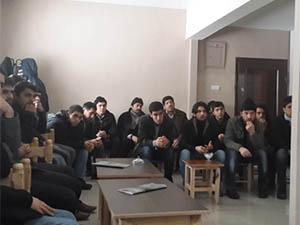 Özgür-Der Üniversite Gençliği Suriye Gündemiyle Toplandı