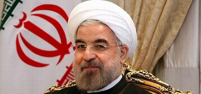 Katil İran Cumhurbaşkanı Ruhani'den Esed'in Halep Katliamlarına Tebrik