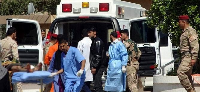 Irak'ta Gösterilere Kanlı Müdahale: 7 Ölü Var!