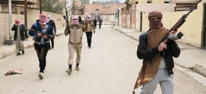 Irak'ta Aşiretler Ayaklandı, Ramadi Ele Geçirildi