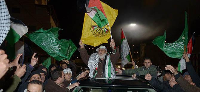 Eski Esirlerden Ramallah Hükümetine Tehdit