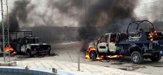 Irak'ta Bombalı Saldırı: 11 Ölü, 22 Yaralı