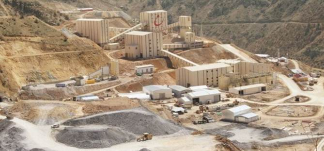 Akın İpek'in Altın Madenine Durdurma