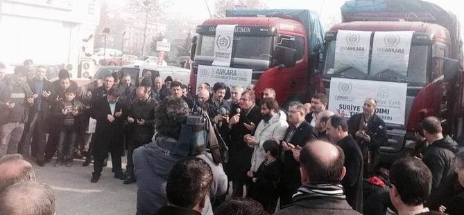 """Ankara'da """"Yetimleri Destekleme İstişare Toplantısı"""""""