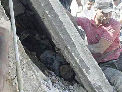 2014'ün İlk Gününde Suriye'de 112 Şehit (VİDEO)