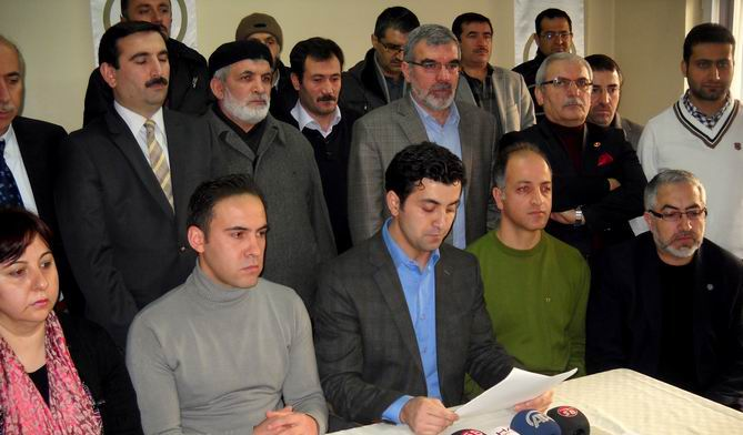 Sivas'taki STKlardan Vesayet Özlemcilerine Uyarı