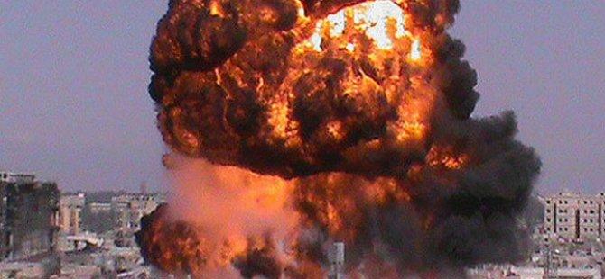 Bağdat'ta Patlama: 15 Ölü