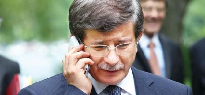 Davutoğlu: Hiçbir Hukuki Açık Yoktur!