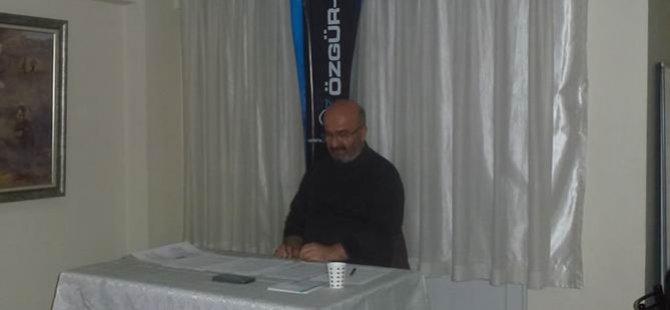 """Ümraniye'de  """"Mısır'da İslami Akımların Bugünü"""" Semineri"""