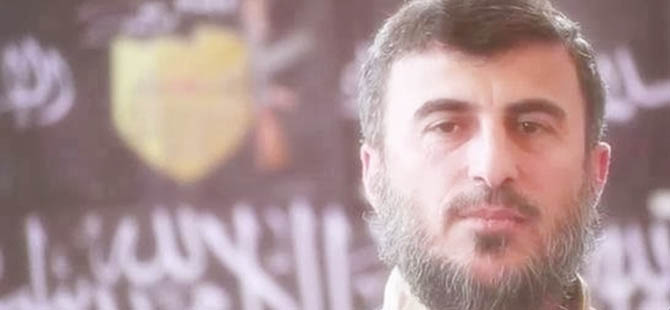 Zahran Alluş'tan Cenevre 2 Tehdidi