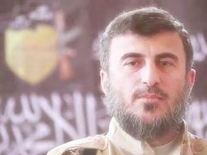 Ceyş'ul İslam'ın Komutanı Zahran Alluş Şehit Düştü