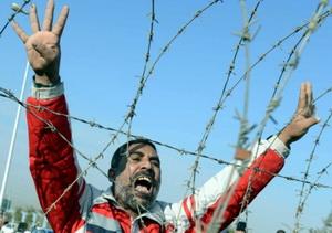 Mursi'nin Yargılanmasını Protesto Gösterileri (FOTO)