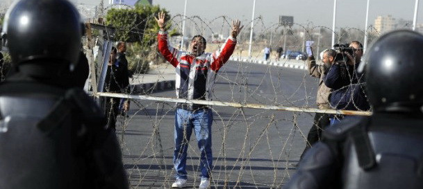 Mısır'da Darbe Karşıtı 113 Kişiye Hapis