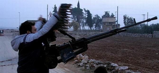 Muhalifler Rejim Güçlerinin Kontrolündeki Bölgelere Yöneldi