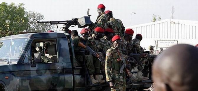 Sudan'ın Delami Eyaletinde Çatışma