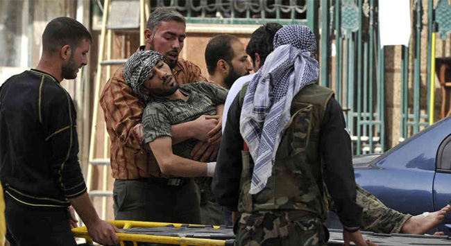 Mısır Cuntasından Suriyeli Hastalara Zulüm