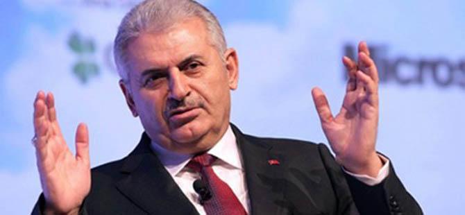 AK Parti'nin Genel Başkan Adayı Binali Yıldırım
