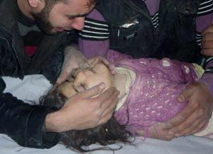 Suriye'de Dün 123 Kardeşimiz Katledildi