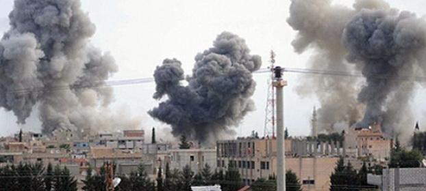 Esed Güçleri Humus'ta Katlediyor: 27 ölü, 100 yaralı