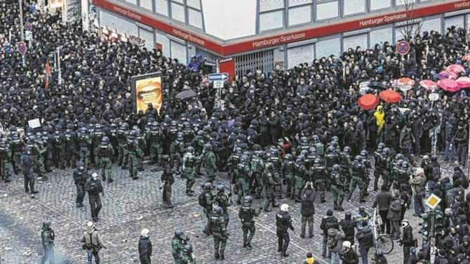 """İstanbul ve Hamburg'da """"Gezi""""nmek"""