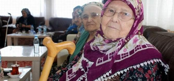 Yaşlılara 124 Engellilere 69 Lira Harçlık