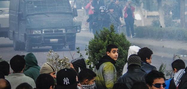 Darbe Yönetiminden Sina'da Kanlı Saldırı: 13 Ölü