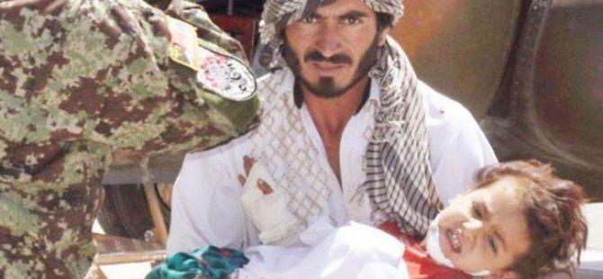 ABD Askeri Afganistan'da Yine Çocuk Katletti
