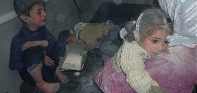 Suriye'de Dün: 14'ü Çocuk 121 Kişi Katledildi!