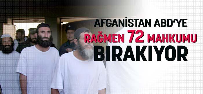 ABD ve Afganistan Arasında Mahkum Krizi