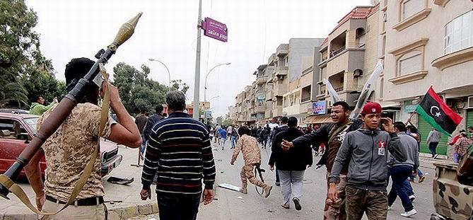 Libya'da Kabileler Çatıştı: 13 Ölü