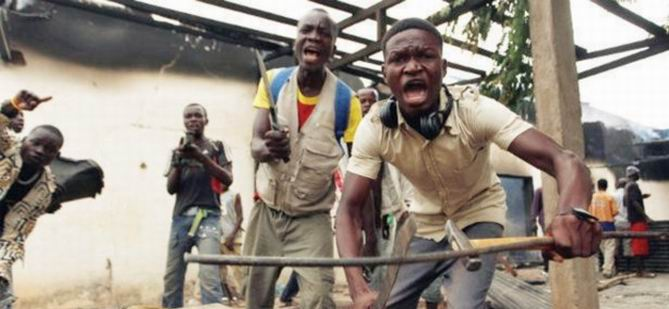 Orta Afrika'da Kaosun Zaferi