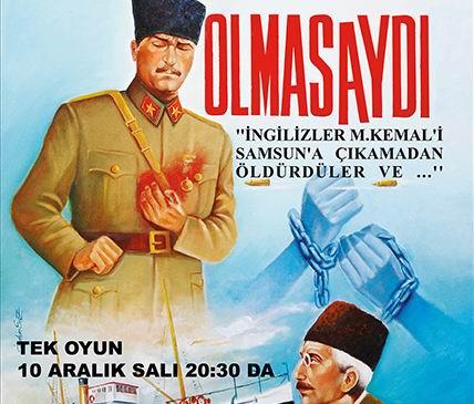 Atatürk Vecizeleri Eşliğinde Bir Üç Kuruşluk Komedi Kritiği