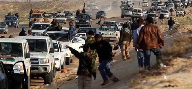 Libya Sanayi Bakanı Vekili Öldürüldü
