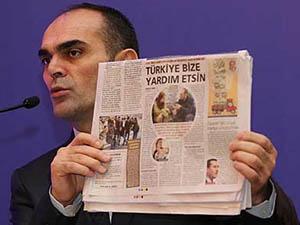 """Kaçırılan Muhabir: """"Suriye'yi Görün Sonra Eleştirin!"""""""