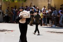 Esed Rejimi, Açlığı Silah Olarak Kullanıyor