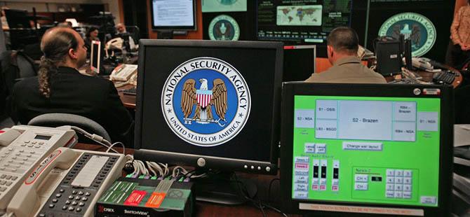 NSA 122 Devlet Liderini Fişlemiş!