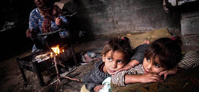 Şam'da Açlıktan 100. Ölüm