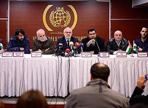 Suriyeli STK'lardan İHH'ya Destek