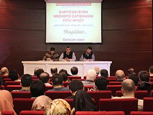 Suriye'de İsyan Mezhepsel Çatışmanın Fitili miydi? (VİDEO)