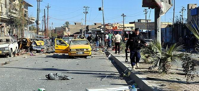 Bağdat'ta Bombalı Saldırılar: 28 Ölü