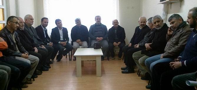 Sakarya'da İHH'ya Destek Ziyareti