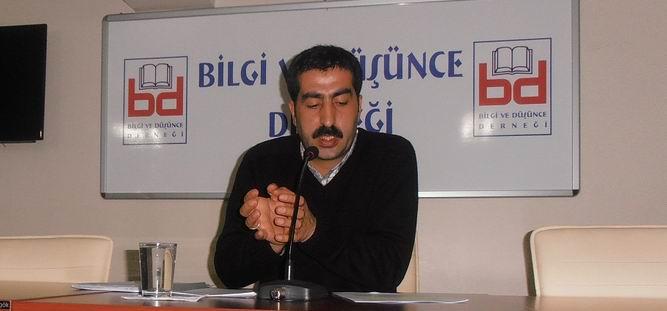"""Bingöl'de """"Cezayir İslami Uyanışı"""" Semineri"""