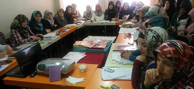 Özgür-Der Çocuk Kulüpleri'nin İstişare Toplantısı Yapıldı